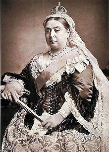 ヴィクトリア女王